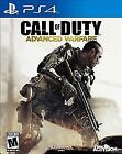 SONY PLAYSTATON 4 PS4 CALL OF DUTY ADVANCE WARFARE VIDEO GAME FREE SHIPPING