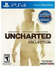 SONY PLAYSTATON 4 PS4 UNCHARTED THE NATHAN DRAKE COLLECTION VIDEO GAME FREE SHIP
