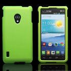For LG Lucid 2 Case - Hard Snap On Rubberized Matte Slim Fit Phone Cover