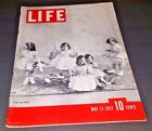 May 17, 1937 LIFE Magazine Complete Old 30's articles + ads FREE SHIPPING 5 16