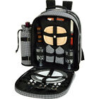 Picnic at Ascot Deluxe Equipped 2 Person Picnic Outdoor Accessorie NEW