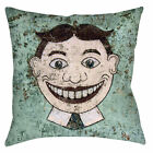 Asbury Park TILLIE THROW PILLOW, New Jersey Icon Distressed NJ Retro Pillowcase
