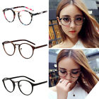 US Ship Vintage Nerd Fashion Unisex Eyewear Fake Eye Glasses Eyeglasses Frame