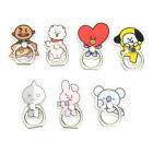 Hot BTS Cartoon Mobile Phone Stand Holder Cute Finger Ring Universal 97k AU