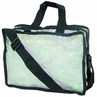 New City Lights Carry-All Make Up Bag Large Clear Makup Fast Shipping G