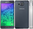 "Samsung Galaxy Alpha SM-G850A 4G LTE 32GB 12MP 4.7"" Android GSM Smarphone"