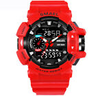 Sports Watches for Men Women Digital Watches LED Quartz Dual Display Military