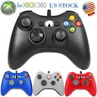 USB Wired Controller Joypad GamePad For Microsoft Xbox 360 Slim Console PC SE