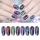 3ml ansparent Chameleon Sequins Soak Off UV LED Gel Polish Nail Art Gel Varnish