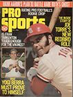 1972 (Sep.) Pro Sports Baseball magazine, Joe Torre, St. Louis Cardials ~ VG