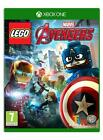 Lego Marvel Avengers - Xbox One *Brand New & Sealed*