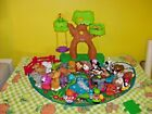 isher Price Little People A to Z Learning Zoo WITH MAT,ANIMALS & MORE[EUC]