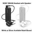 Sony SBH56 Wireless Bluetooth Stereo Headset with Speaker - Retail Packed