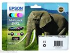 Epson 24XL T2438 Multi Pack Original Ink Cartridges ( Set of 6 ) B,C,M,Y,LC & LM