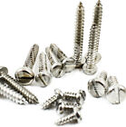 4g 6g 8g 10g 12g A4 MARINE STAINLESS STEEL SLOT PAN HEAD SELF TAPPING AB SCREW