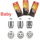 5PCS Authentic SMOK TFV8 Baby Coils V8-Q2/M2/X4/T8/T6 for TFV8 Baby Beast Tank