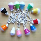Mini Portable 5V 5W USB LED Bulb Tent Light White for Outdoor Camping Hiking TOP