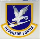 LARGE U.S. AIR FORCE SECURITY POLICE / SECURITY FORCE FLASH STICKER