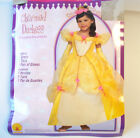 Charmed Duchess Yellow Pink Dress Child Costume 4-6 8-10 NIP