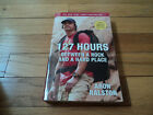 127 Hours Between a Rock and a Hard Place Aron Ralston Hiking Utah Stranded