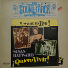 "East - I Want to Live - SUSAN HAYWARD LP 12 "" (S515)"