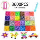 24 Color DIY Water Sticky Beads Set Creative Educational Building Toys Kid Gift
