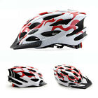 New Flame Pattern Cycling Bike Sports Safety Bicycle 28 Holes Adult Men Helmet