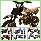 Semi Automatic 70cc Dirt Bike 4 Stroke Kid CRF Style Gas Coolster DB70