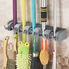 Great Tool Rack Mop Brush Broom Wall Mounted Organizer Holder Hanger