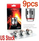 9pcs / 3Pack 100% Authentic SMOK TFV12 V12-T12 Cloud Beast King Replacement Coil