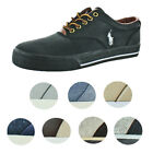Polo Ralph Lauren Vaughn Mens Canvas Fashion Sneakers Shoes