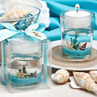 14-70 Stunning Beach Theme Candle - Wedding Summer Party Favor