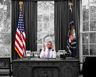 President Barack Obama Talking Oval Office 11 x 14 Photo Photograph Picture