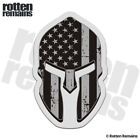 American Subdued Flag Spartan Decal USA Military Armed Forces Gloss Sticker HVG