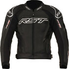 RST Tractech Evo II 1425 Black Leather Motorcycle Jacket NEW RRP £299.99