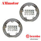 Discs Brembo Bmw R 1150 R ROCKSTER Front Motorcycle Pair Brake Gold Series Rotor