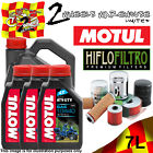 7L MOTUL ATV-UTV SAE 10W40 OIL AND HIFLO HF147 FILTER TO FIT VEHICLES IN LIST