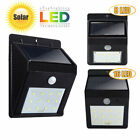 8-12 LED Solar Power Motion Sensor Outdoor Waterproof Garden Security Lamp Light