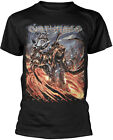 DISTURBED The End Immortalized T-SHIRT OFFICIAL MERCHANDISE