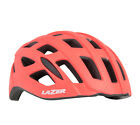Lazer TONIC Road Cycling Bicycle Adult Unisex Bike Helmet MATTE CORAL PINK