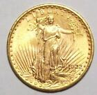 1922 SAINT GAUDENS Double Eagle $20 Dollar Gold NICE BU #19B52