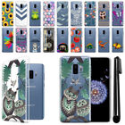"For Samsung Galaxy S9 Plus/ S9+ 6.2"" Ultra Thin Clear Soft TPU Case Cover + Pen"