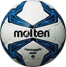 Molten F5V1700 Hand Stitched Match & Training PVC Leather Blue Football ***New