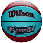 Wilson Clutch Indoor Outdoor All Surface Basketball - Rubber Cover
