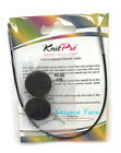 KnitPro Black Silver Interchangeable Needle Cable