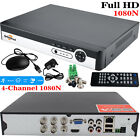 4/8/16CH 1080P CCTV DVR 2.4MP Camera Night Vision Video Home Security System Kit