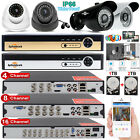4/8/16 Channel 1080N CCTV DVR NVR HDMI AHD H.264 Digital Video Recorder System