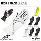 3551016 Alpinestars TECH-1 RACE GLOVES Fireproof FIA for Motorsport in 6 Colours