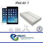 Apple iPad Air 1 | 16GB 32GB 64GB | WiFi + Cellular | Black White | Grade A-C