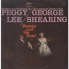 PEGGY LEE AND GEORGE SHEARING AND THE QUINTET Beauty And The Beat LP VINYL UK
